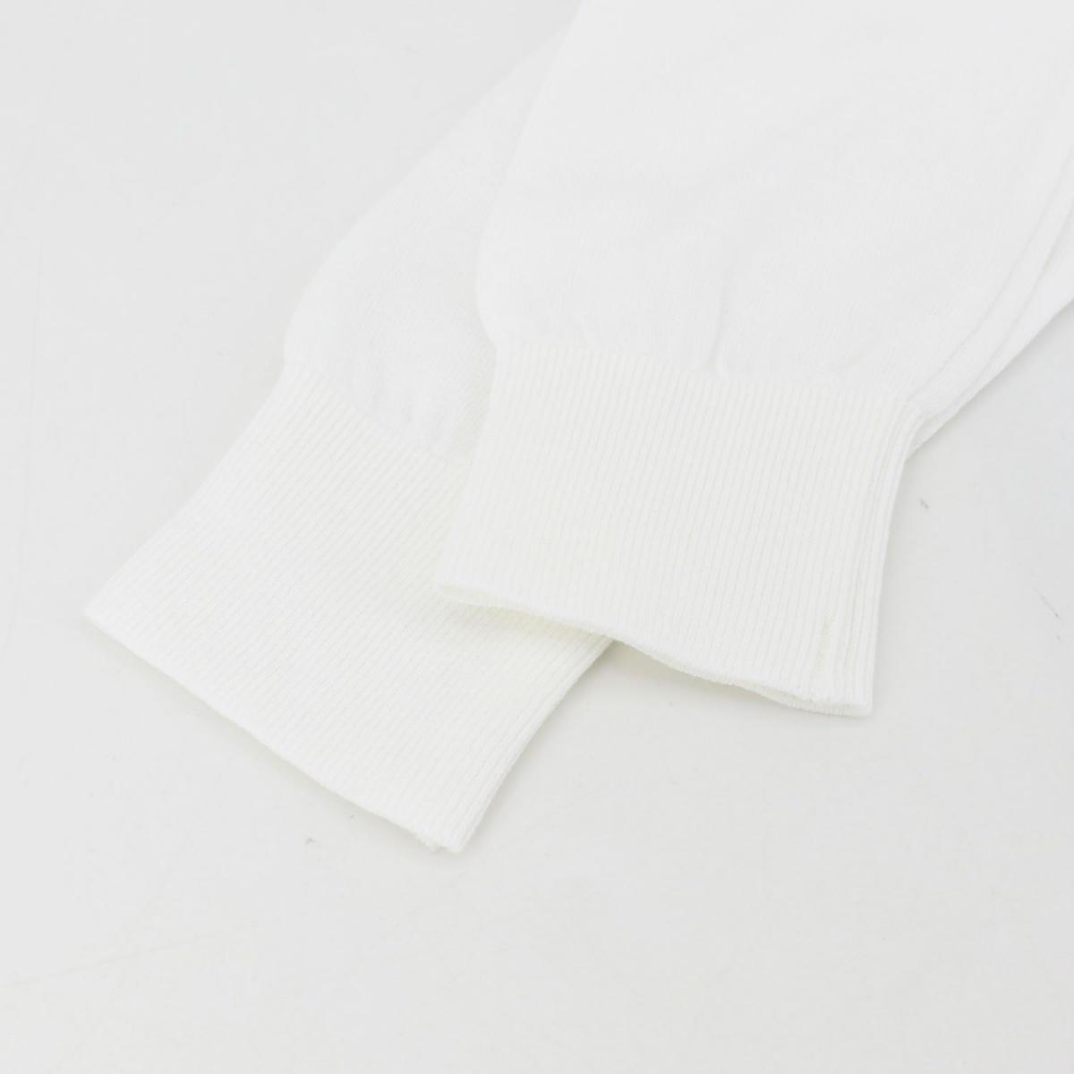 リナシェンテ RINASCENTE メンズ コットン ハイゲージ サマーニットカーディガン 203-61803 RST(ホワイト) 春夏新作