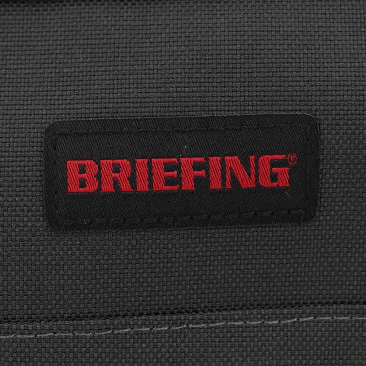 ブリーフィングゴルフ BRIEFING GOLF SUNDAY CART TOTE VORTEX カートトート VORTEX CANVAS SERIES BRG211T13 BRG 011 STEEL(チャコール) 春夏新作