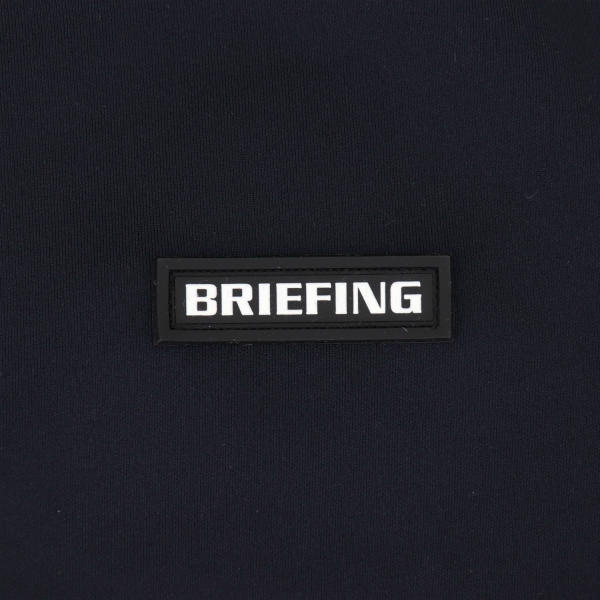 ブリーフィングゴルフ BRIEFING GOLF メンズ 3Dロゴベスト MS 3D LOGO VEST BRG213M17 BRG 076 NAVY(ネイビー)秋冬新作