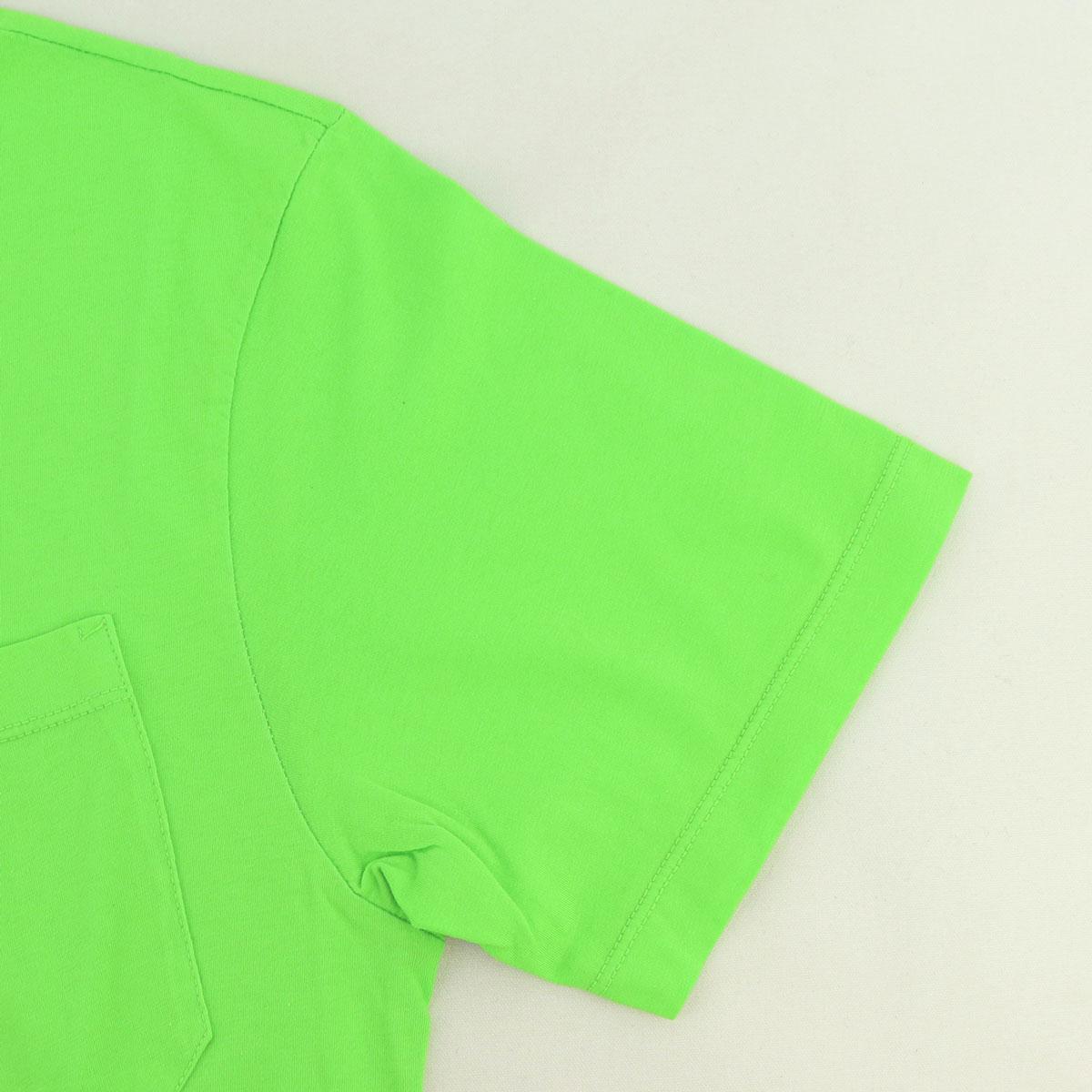 【クリアランスセール 半額以下】ダニエレフィエゾーリ DANIELE FIESOLI メンズ コットン クルーネック 半袖Tシャツ DF7250(グリーン)【返品交換不可】