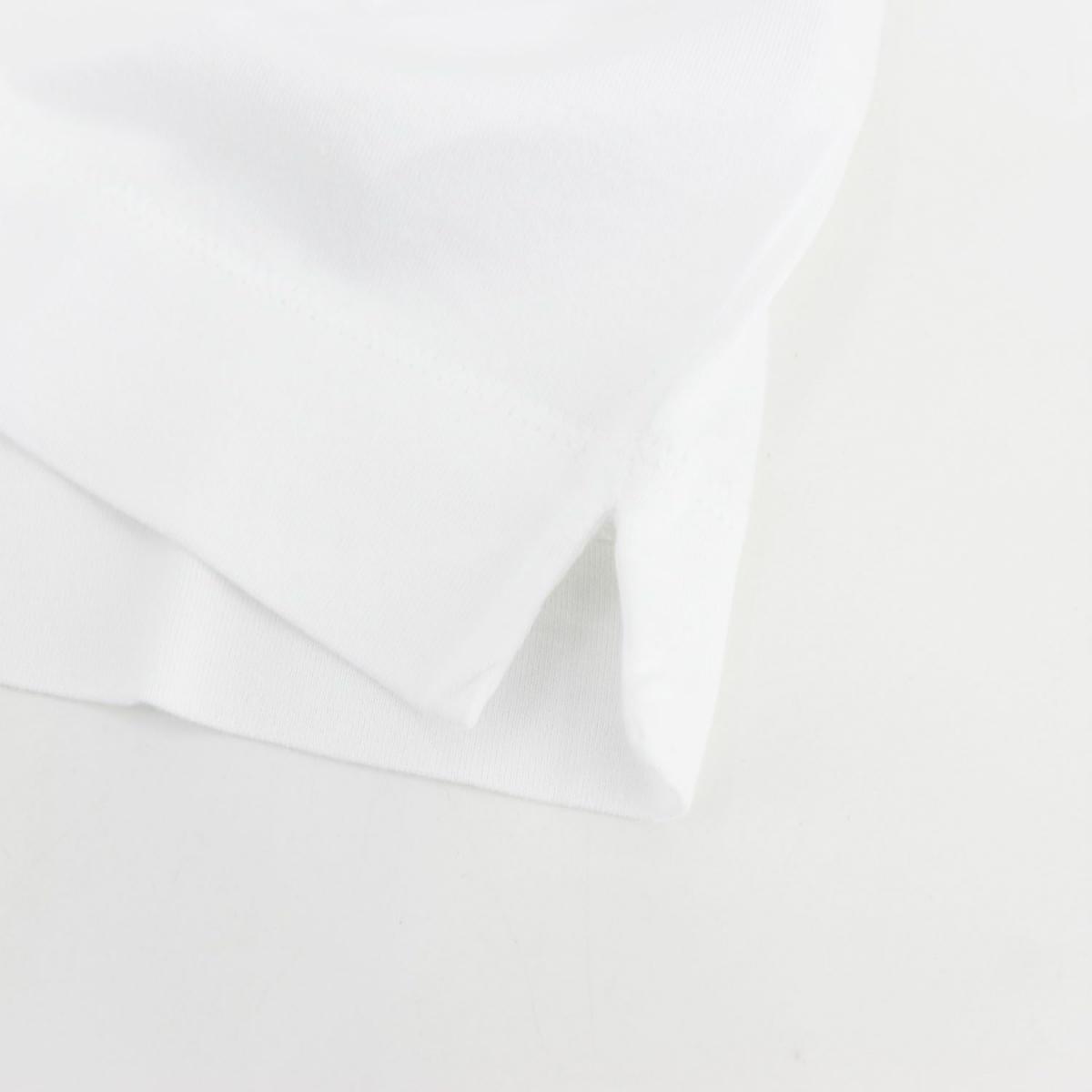 フェデーリ FEDELI メンズ GIZA オーガニックコットン ヘンリーネックTシャツ EST MM. FDL 41(ホワイト) 春夏新作