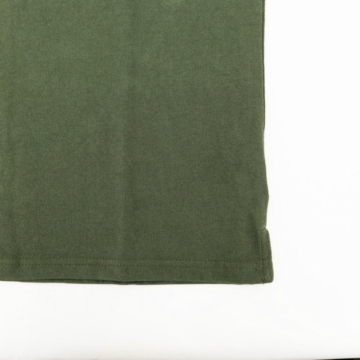 スウィープ ロサンゼルス Sweep!! LosAngeles メンズ USAコットン ヘンリーネック 半袖 Tシャツ USA COTTON-T / SL160006 SWP KHAKI(カーキ) 春夏新作