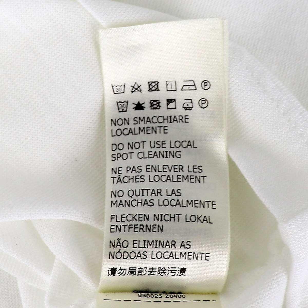 【クリアランスセール】ザノーネ ZANONE レディース アイスコットン クルーネック 半袖Tシャツ GIRO MC 850025 Z0480 Z0001(ホワイト)【返品交換不可】