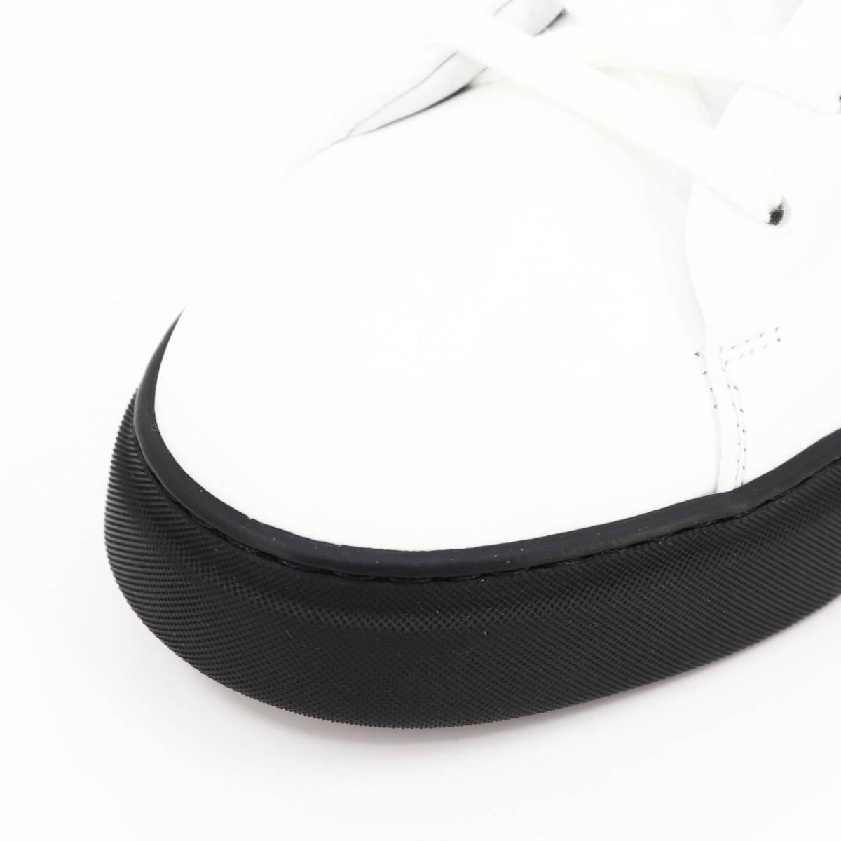 パントフォラドーロ Pantofola d'Oro メンズ ローカット レザースニーカー PDO FIL05 WHT(ホワイト)秋冬新作