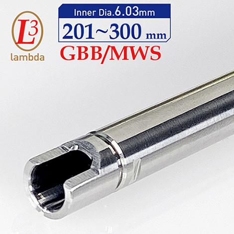 lambda03 GBB/MWS 201~300 mm