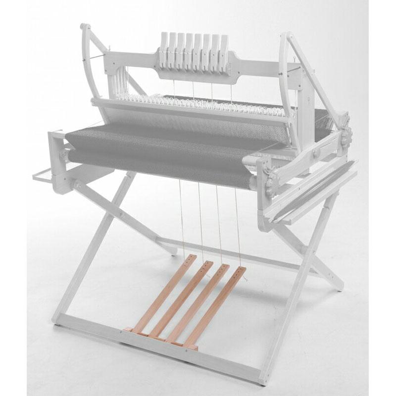 アシュフォード テーブルルーム用足踏みキット ラッカー塗装 組立キット <卓上 手織り機 ashford>
