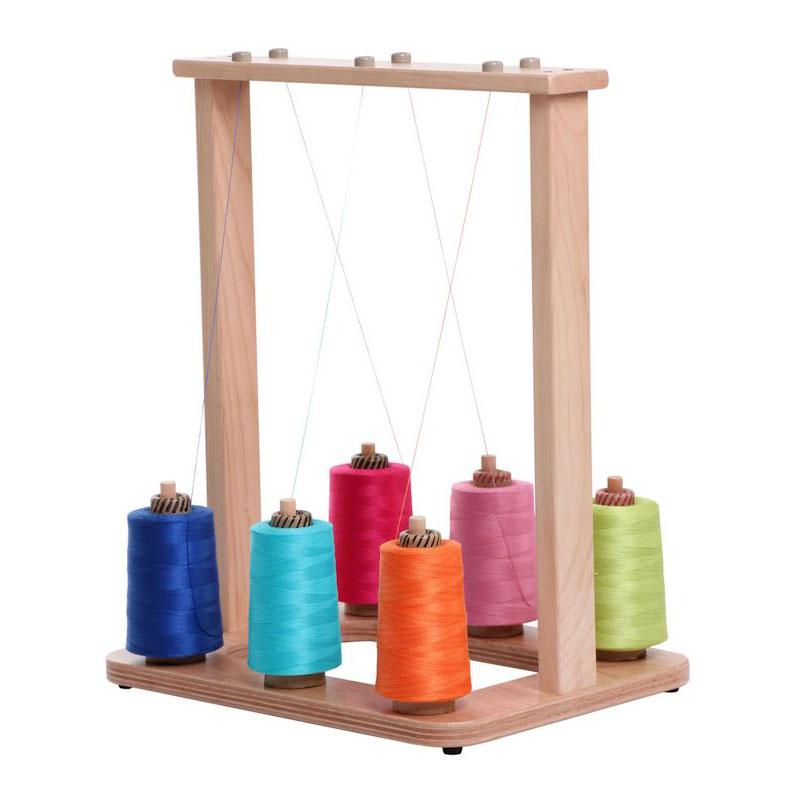 アシュフォード 糸立て ラッカー塗装 <かせ 手織り 紡ぎ ashford>