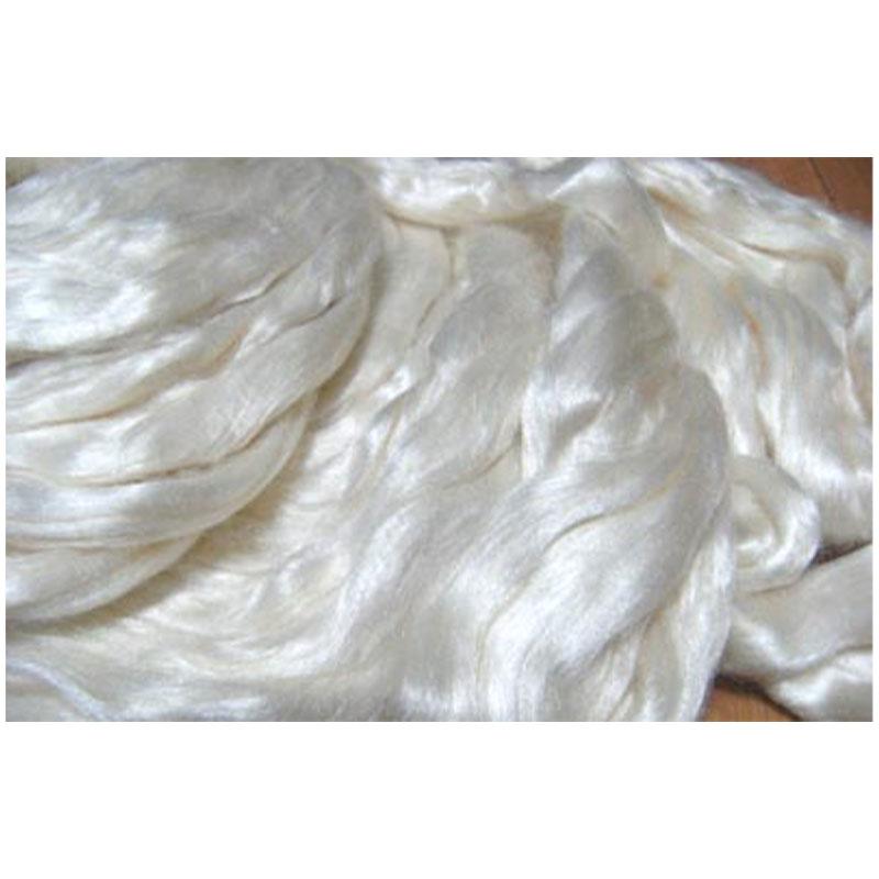 アシュフォード シルク スライバー 100g <紡毛 紡ぎ 羊毛 糸 ashford>