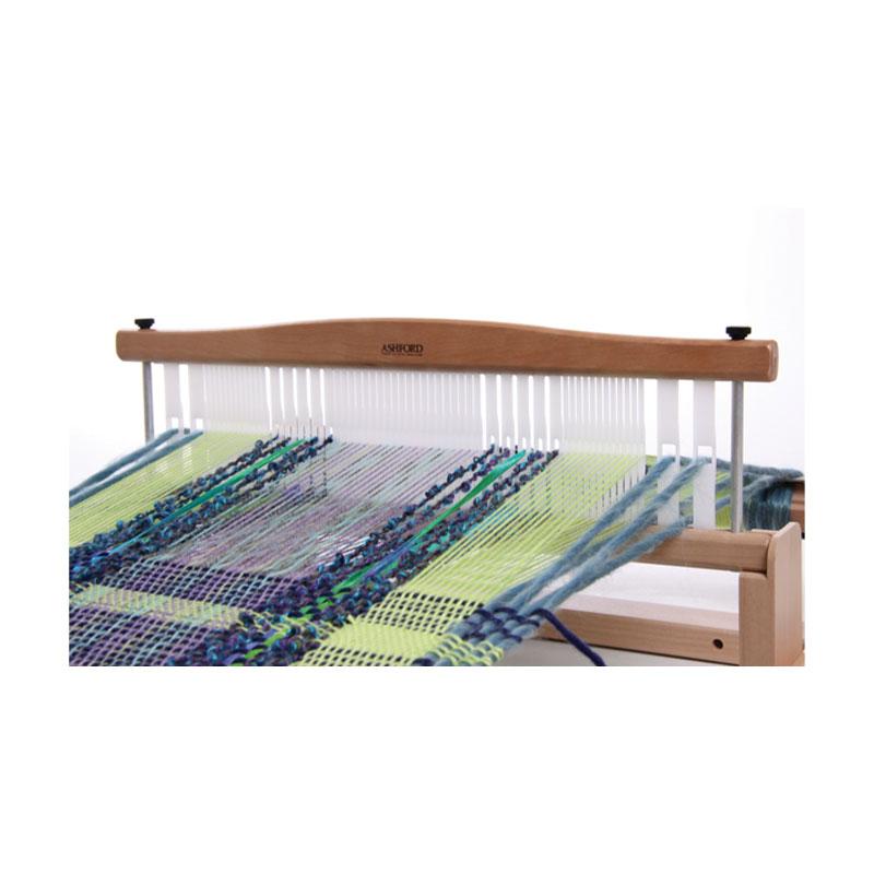 アシュフォード 組み合わせ筬そうこうキット20cm 白木orラッカー塗装 <卓上 手織り機 ashford>