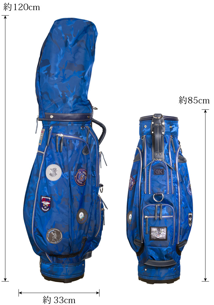 【新作】420011J キャディーバッグ
