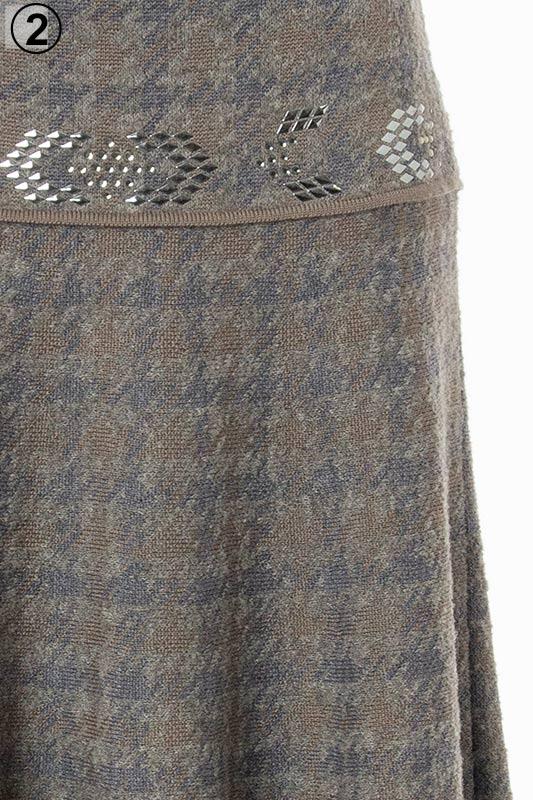 【アウトレット商品】677020 スカート