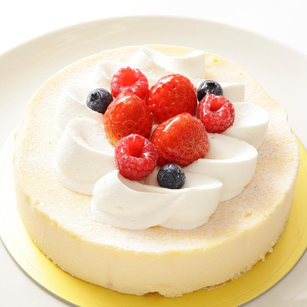 送料無料(BD)バースデーケーキ ベイクドチーズ 4号 5号 6号