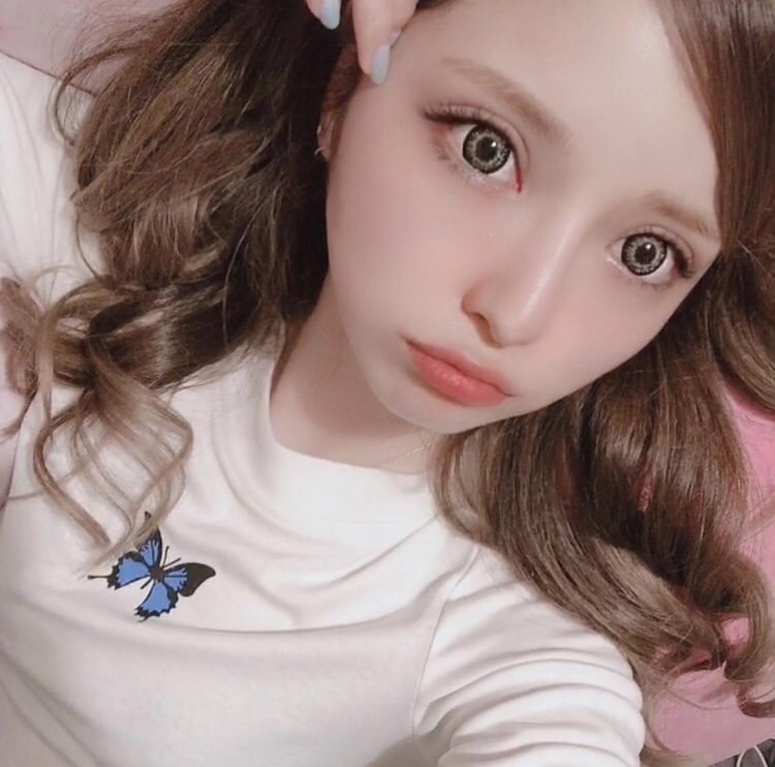 【度あり・度なし】Candyグレー(1年)