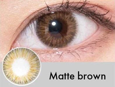 【度あり・度なし】Matteブラウン(1年)