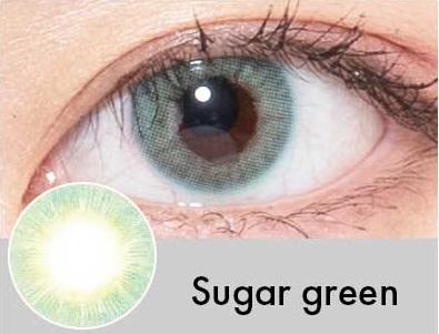 【度あり・度なし】Sugarグリーン(1年)
