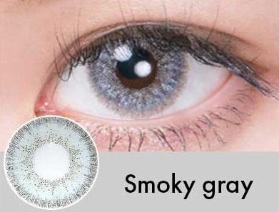 【度あり・度なし】Smokyグレー(1年)