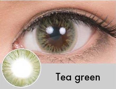 【度あり・度なし】Teaグリーン(1年)