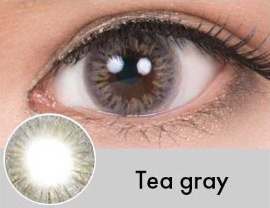 【度あり・度なし】Teaグレー(1年)