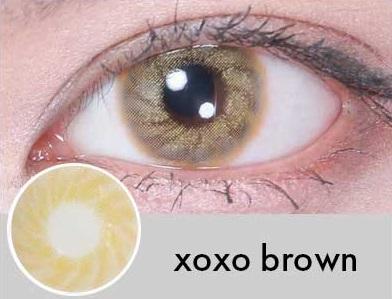 【度あり・度なし】xoxoブラウン(1年)