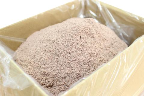 【送料無料】輸入原料・ヒマラヤ岩塩ブラック パウダー  25kg袋入り【微粉末】