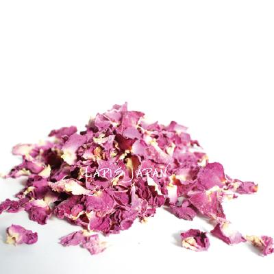 【送料無料】ダマスクローズ花びら 100g袋 【花びら】【茶葉用】【スイーツ用】