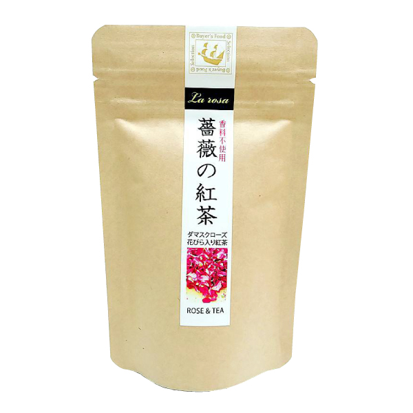 薔薇の紅茶 30g袋【茶葉】【紅茶用】