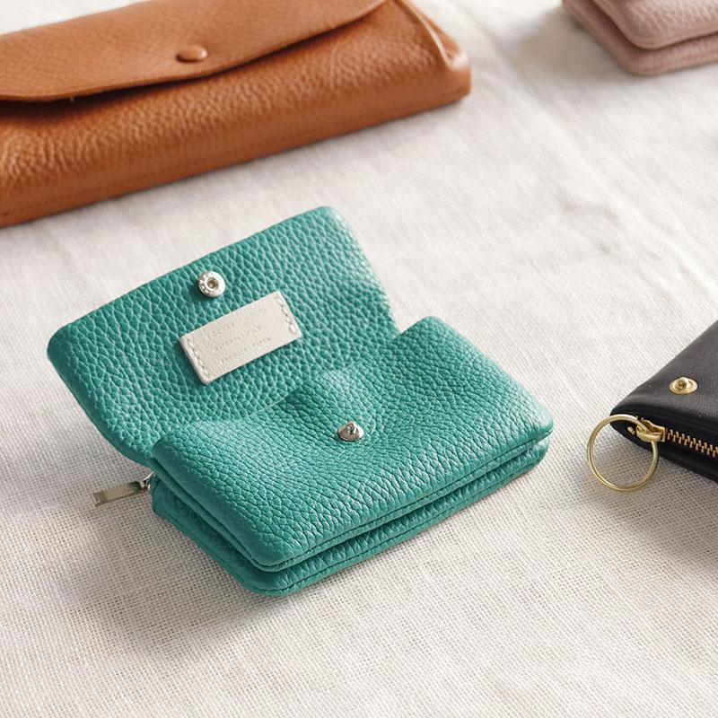 財布 MONTH CARD/COIN CASE カードケース コインケース/TIDEWAY
