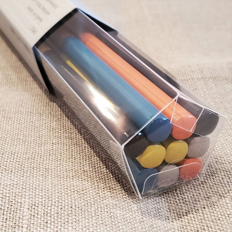 PRISM 箸5Pセット 抗菌 ベイクドカラー