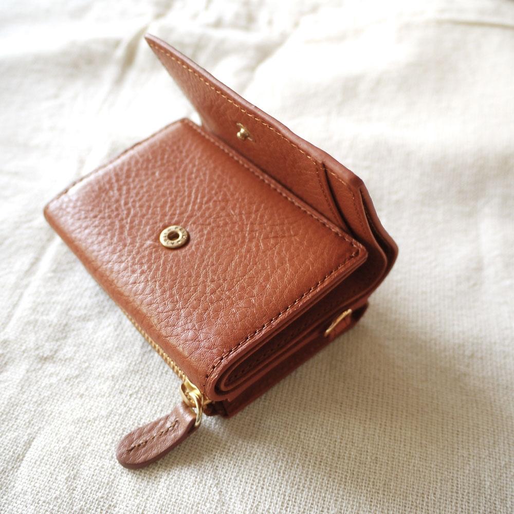 AZ 三つ折り財布