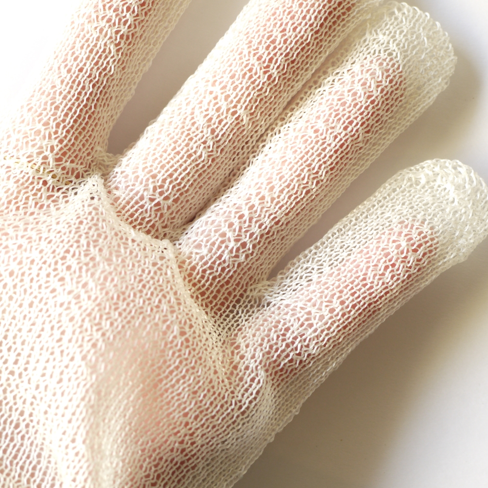 生糸 リペアグローブ&ソックス 手袋&靴下セット/Hummingbird(ハミングバード)