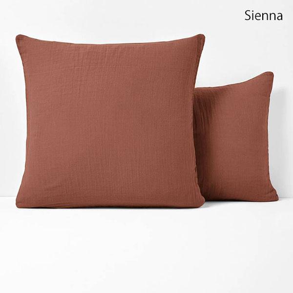 SNOW Cotton Muslin Pillowcase