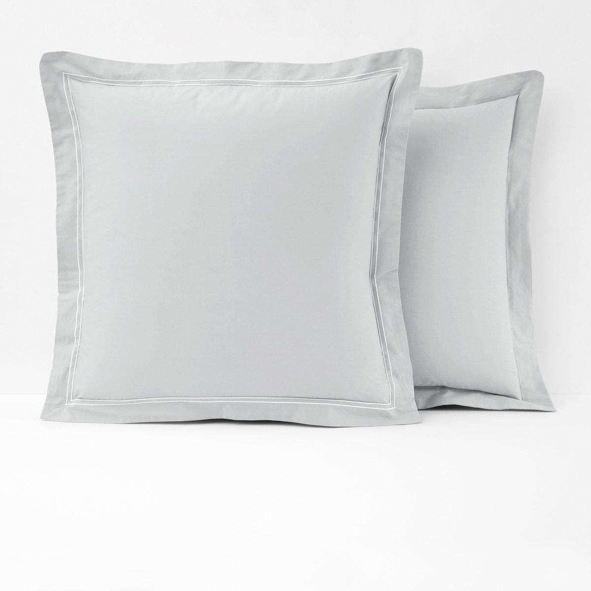 Palace コットンパーケル 刺繍枕カバー