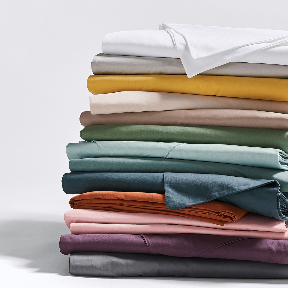 Scenario Organic Cotton Fitted Sheet