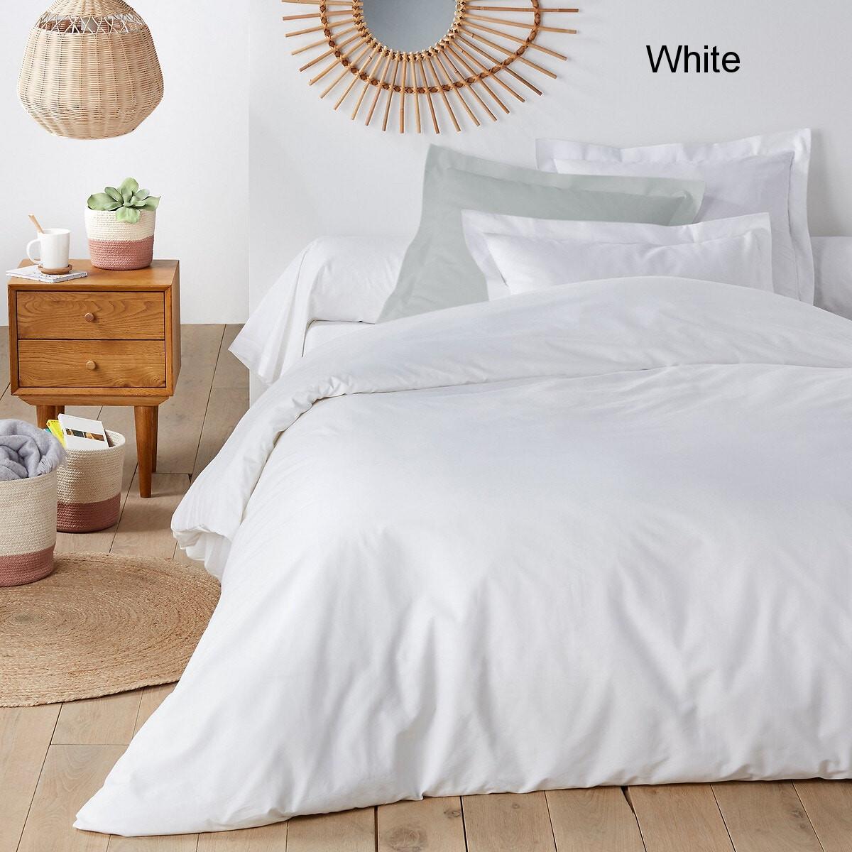 Scenario Organic Cotton Duvet Cover