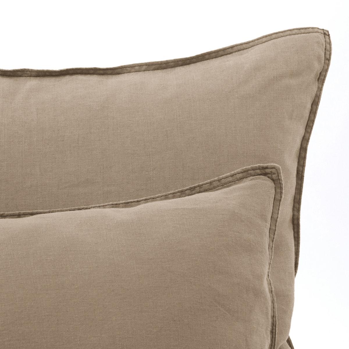 Helm Faded Hemp Pillowcase