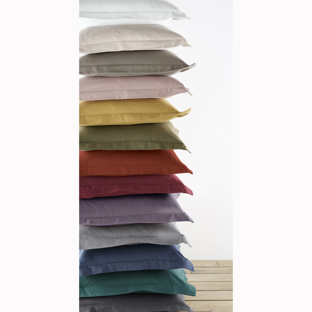 Scenario Cotton Flannel Fitted Sheet