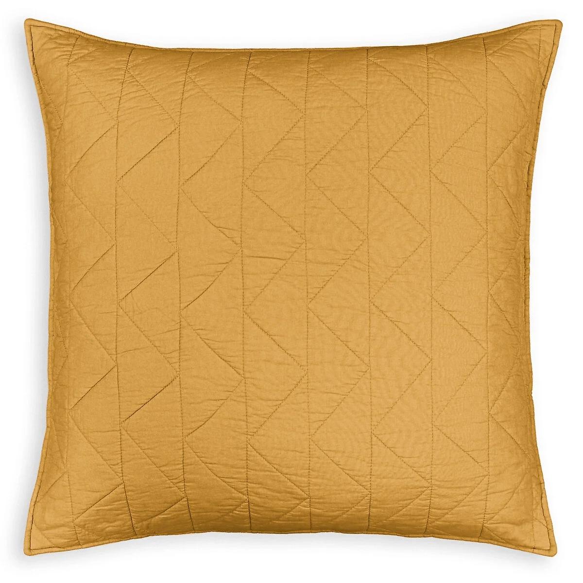 ZIG ZAG SCENARIO ジグザグキルティング クッションカバー/枕カバー