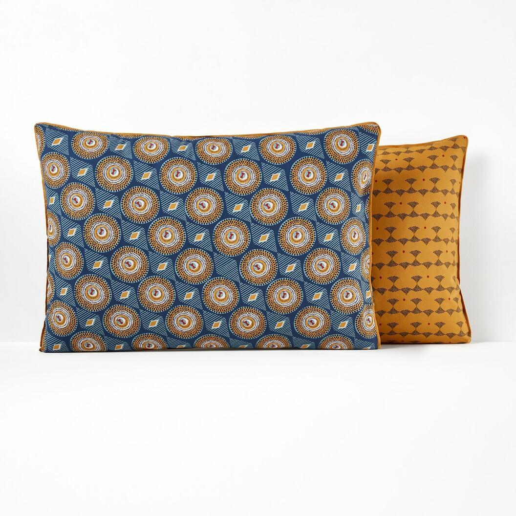 WAX コットン枕カバー