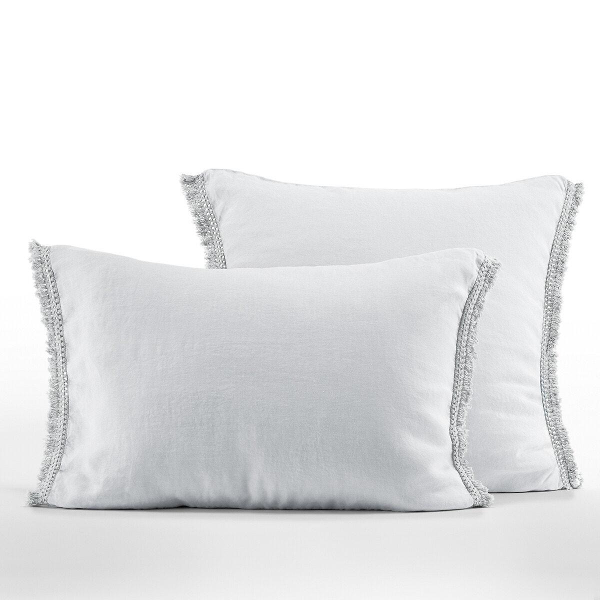 Kyra ウォッシュ加工ヘンプ 枕カバー