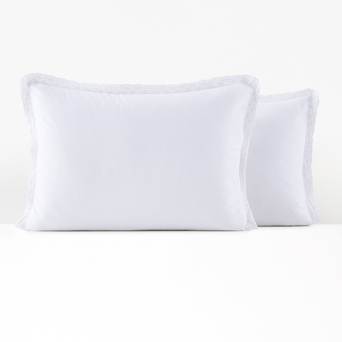 Alhambra Pillowcase in Washed Cotton