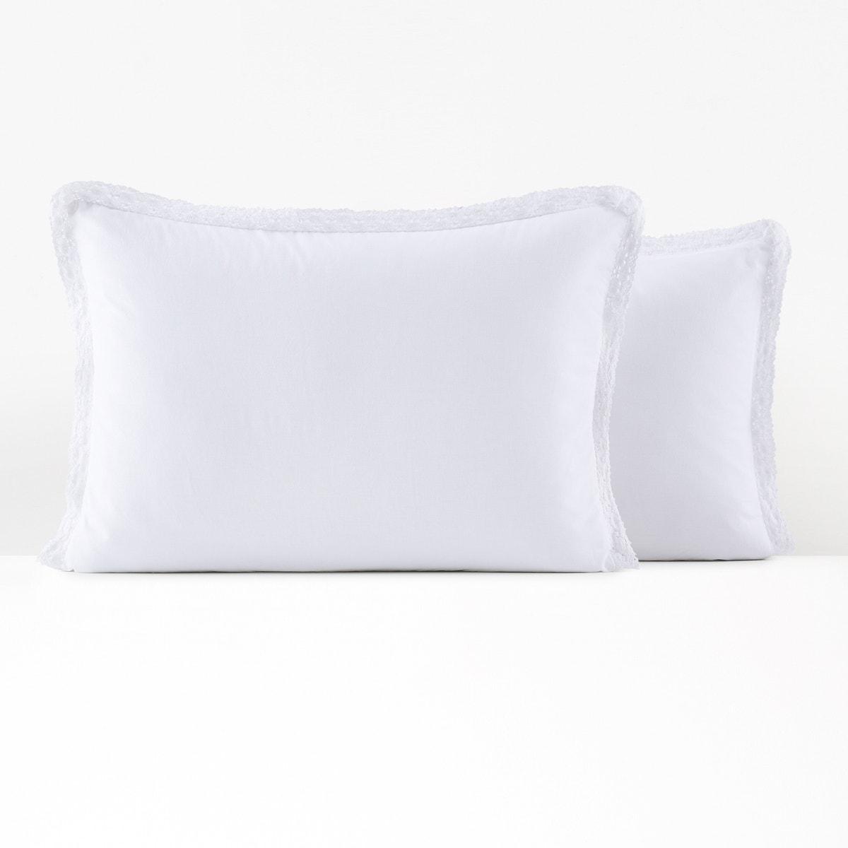 Alhambra ウォッシュ加工 コットン枕カバー