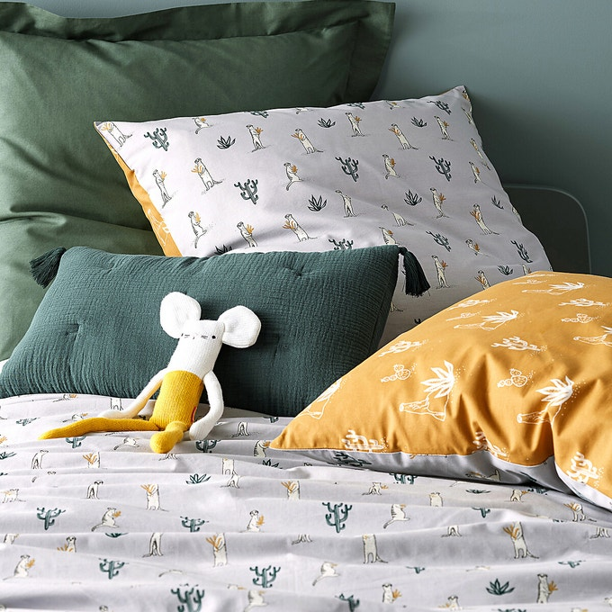 Tim Organic Cotton Pillowcase