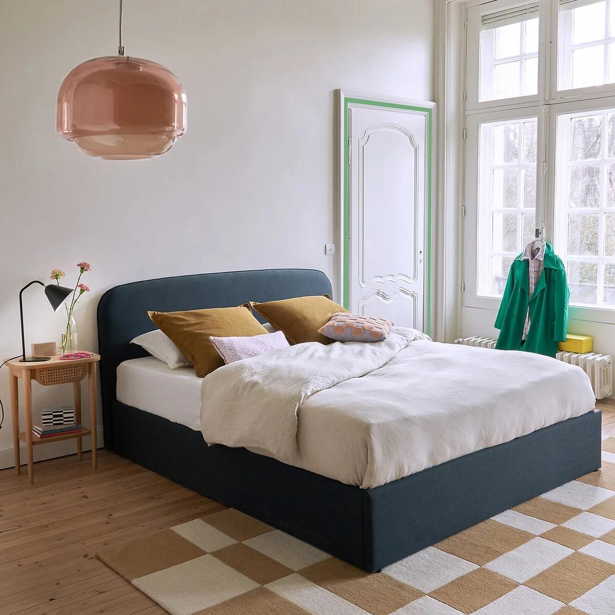 Washed Linen Duvet Cover