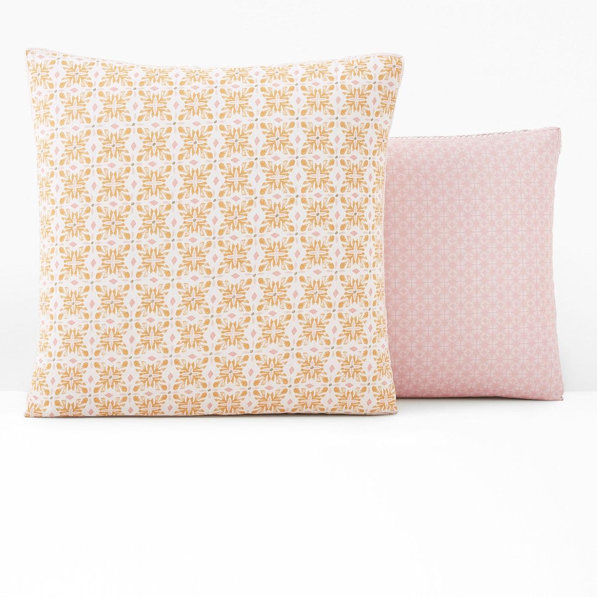 Gardenia コットン枕カバー