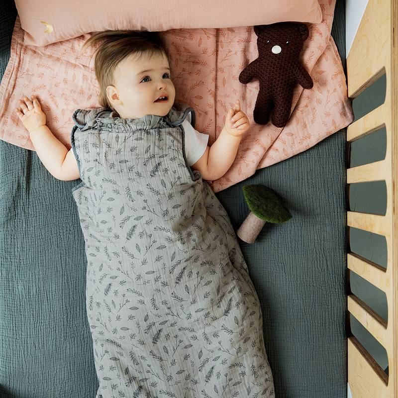 Cuddly オーガニックモスリンコットン 枕カバー