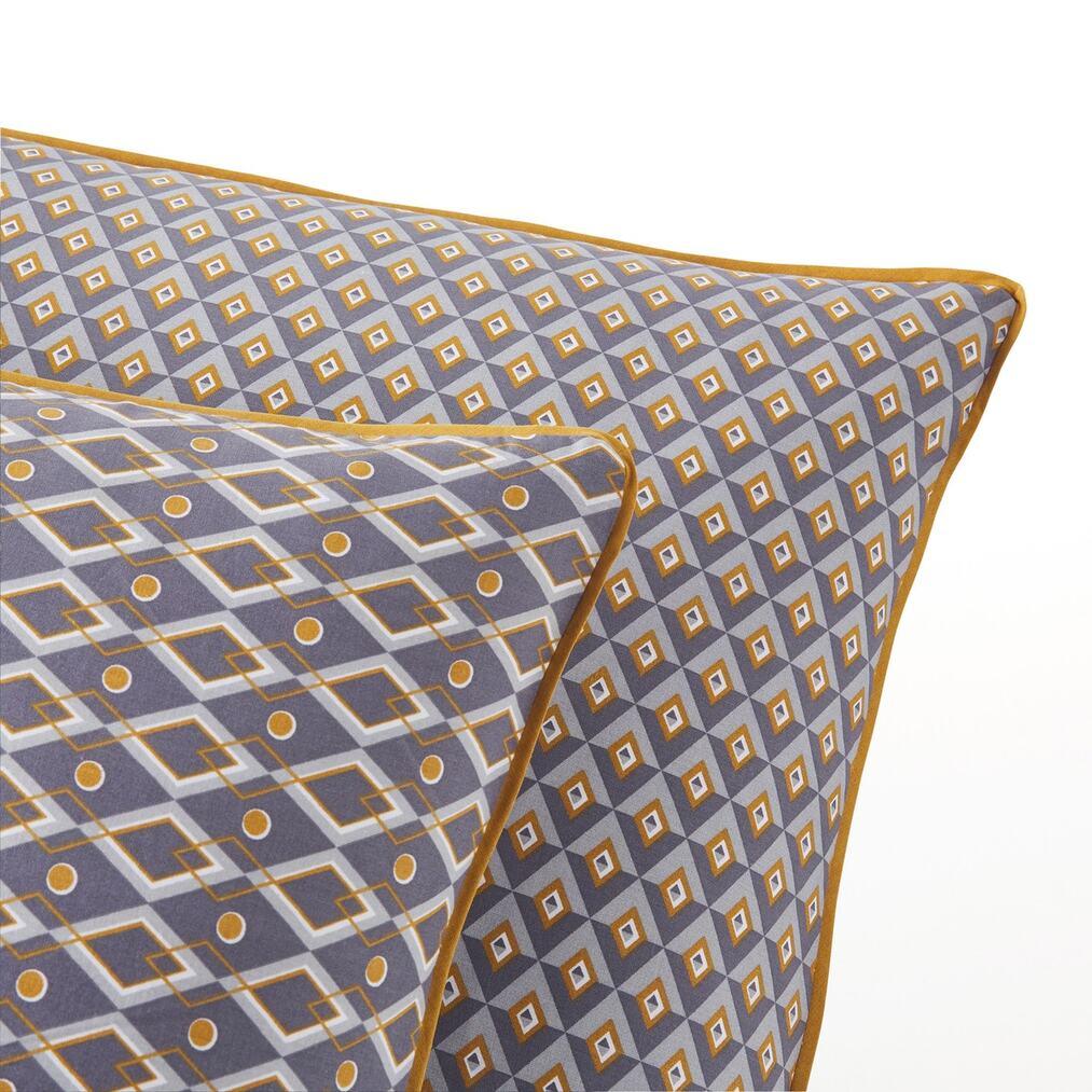 Pallazzo コットン枕カバー