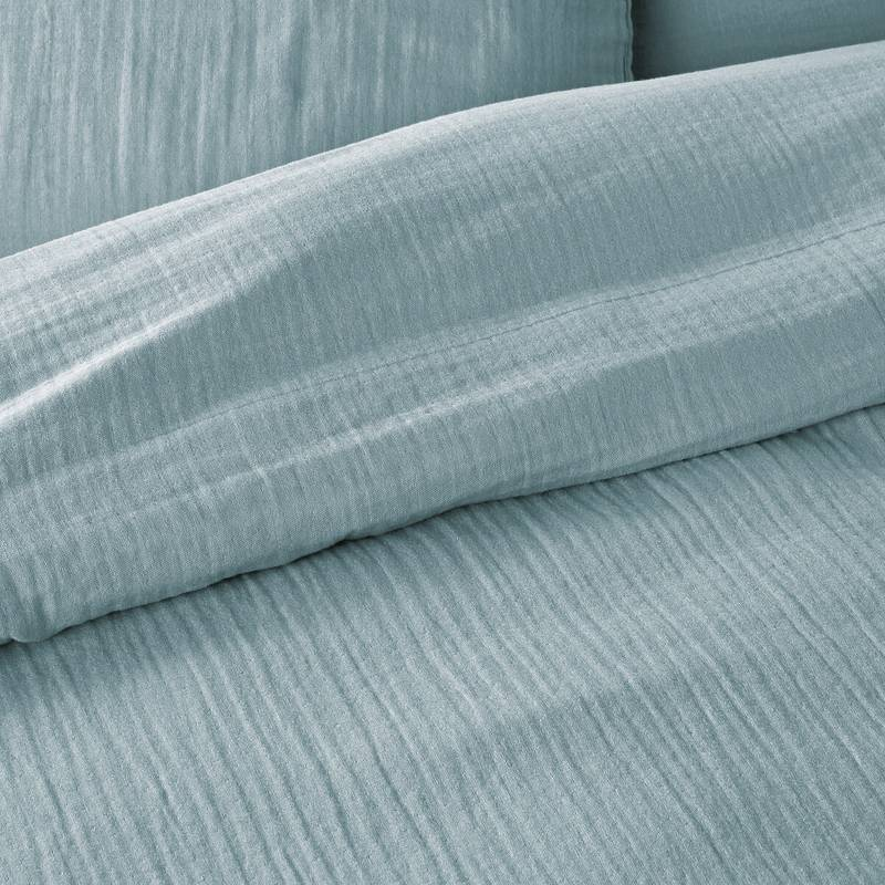 SNOW Cotton Muslin Duvet Cover