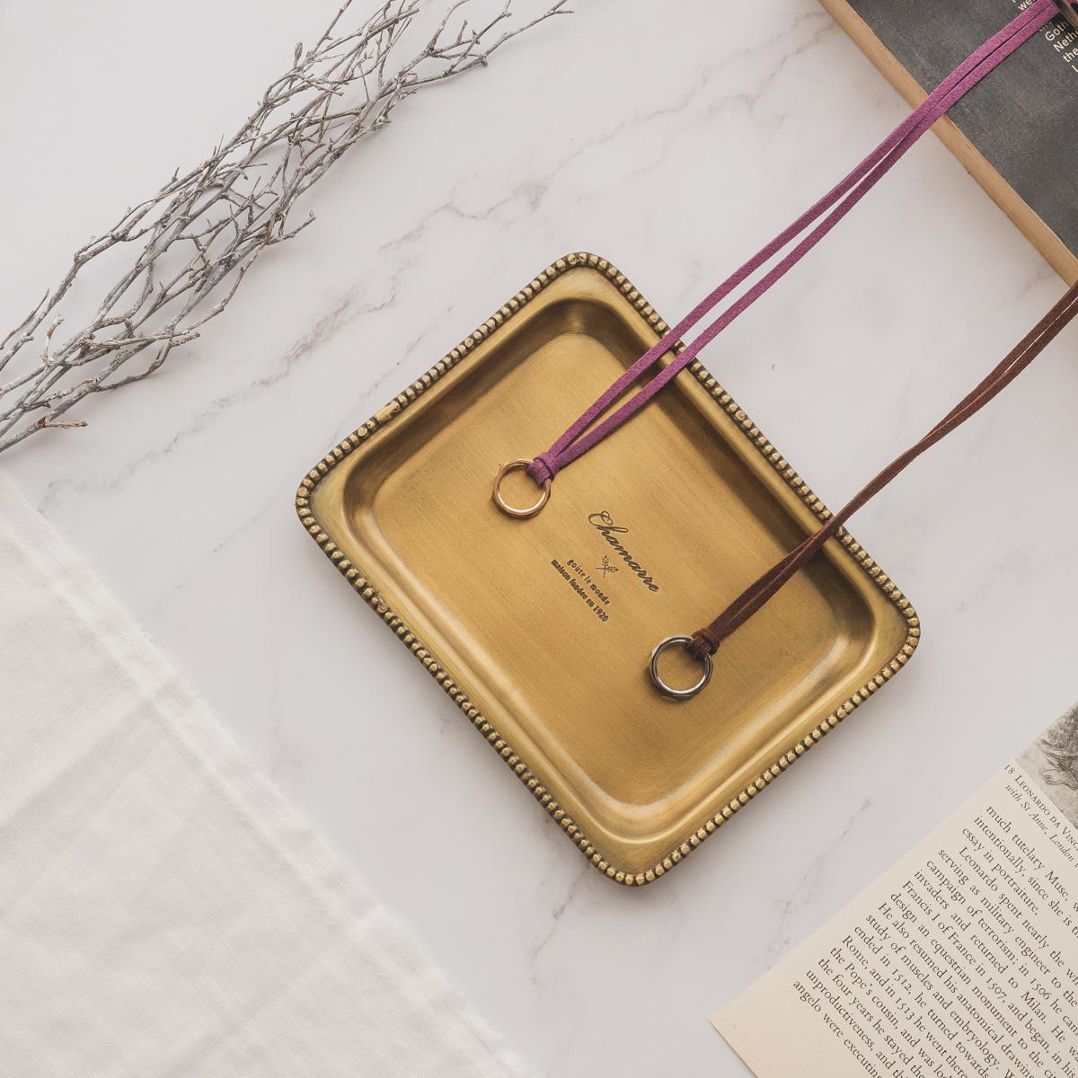 Lauss ペア ネックレス タングステン・リングとフェイクレザーのペアネックレス アレルギーフリー  ペアジュエリー opp00046 (長方形パッケージ)conpact