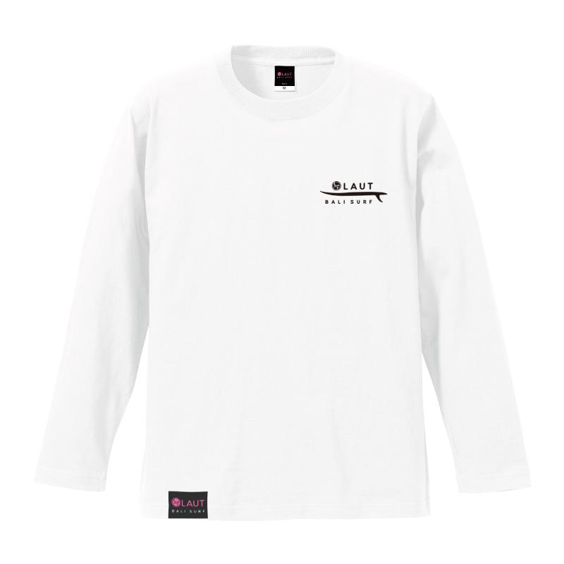 LAUT BALI SURF サーフ ロングスリーブ 長袖 Tシャツ LLT-2