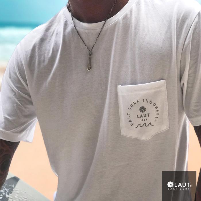 LAUT BALI SURF サーフ Tシャツ Tp-m2